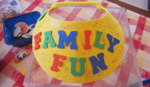 FUN ACTIVITIES FOR THE WHOLE FAMILY !