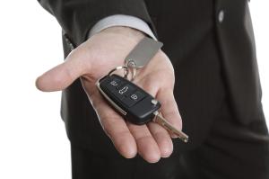 Removing the Car Keys