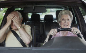 Driving — Alzheimer's Disease???
