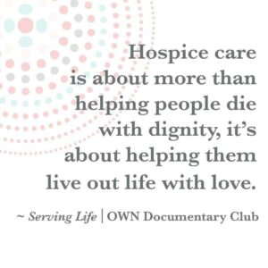 What do you really know about hospice?